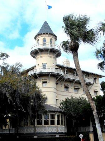 Jekyll Island Hotels >> Hotel Tower Picture Of Jekyll Island Club Resort Tripadvisor