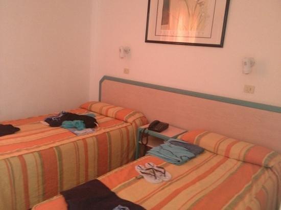 Apartamentos THe Oasis: bedroom