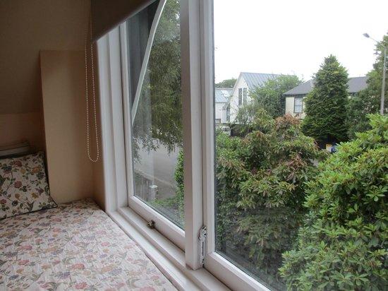 Orari Bed & Breakfast: Vue depuis la chambre