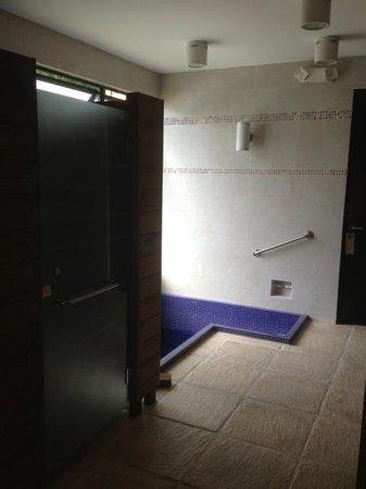 San Gregorio Hotel and Spa : spa area