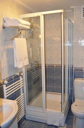 Tria Hotel Istanbul: Ванная комната