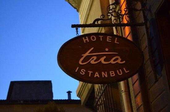 Tria Hotel Istanbul: Отель