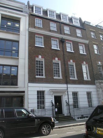 3 Savile Row: El último concierto que dieron los Beatles fue el 30-01-69 en la terraza del número 3 de Savile