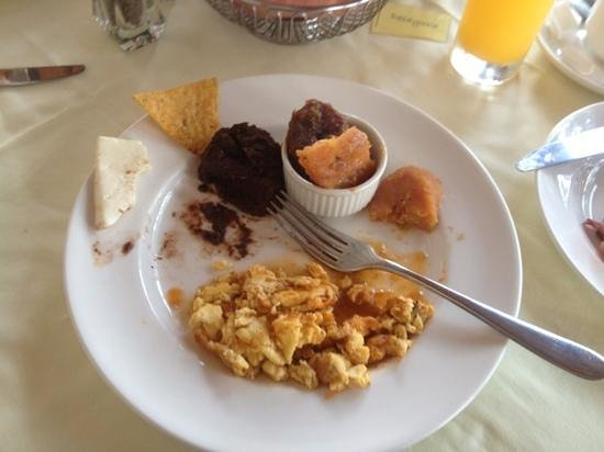 San Gregorio Hotel and Spa: breakfast