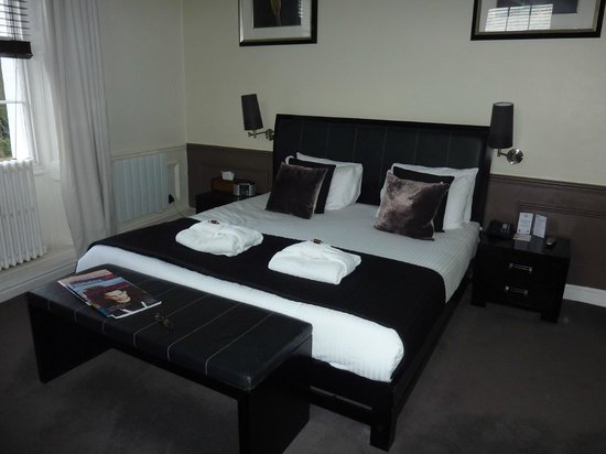 Studley Hotel and Orchid Restaurant: Trimbach Suite