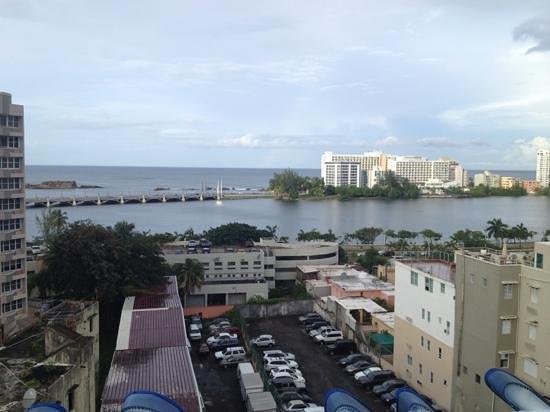 Hotel Miramar: vista dal tetto