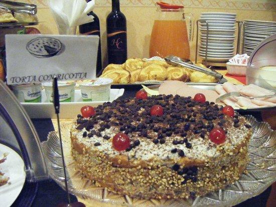 Hotel Columbia Palermo : la nostra colazione