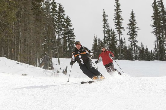 Angel Fire Resort: Of Course, fantastic Skiing and Riding