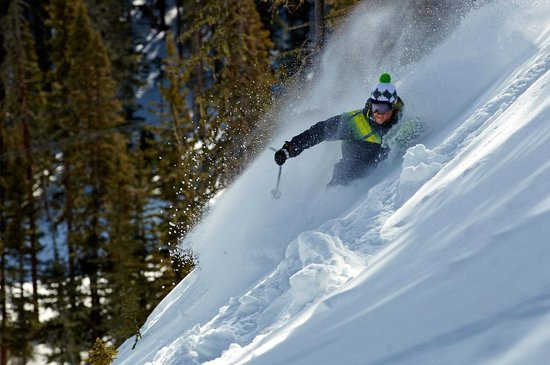 Angel Fire Resort: Steep and Deep