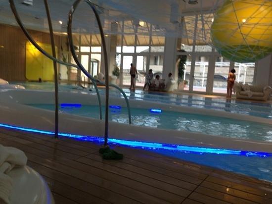 Park Hotel Ai Cappuccini: la piscina