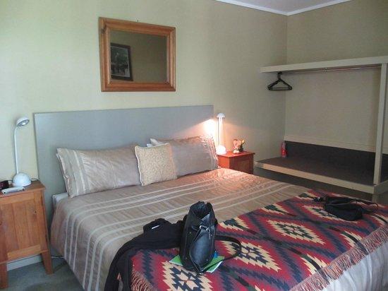 Aoraki Lodge: La chambre
