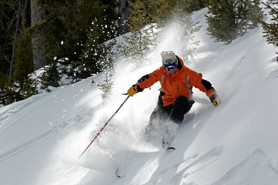 Angel Fire Resort: Steeps