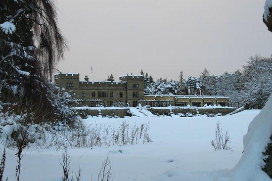 QLodges Slaley Hall: main hotel
