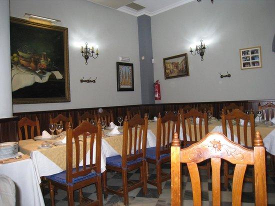 La Moneda: COMEDOR
