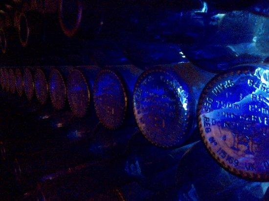 Harveys Cellars: Sherry Bottles!!!