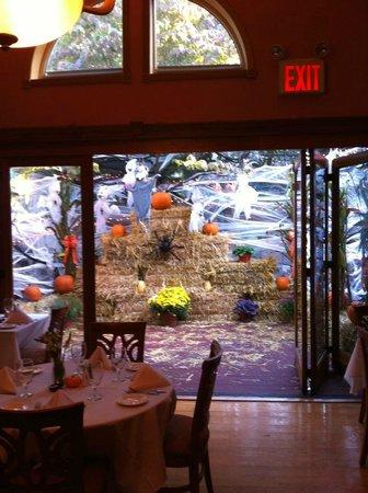 Crabtrees Restaurant: Halloween