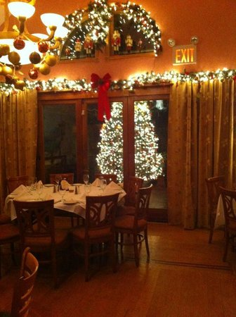Crabtrees Restaurant: Holiday Season
