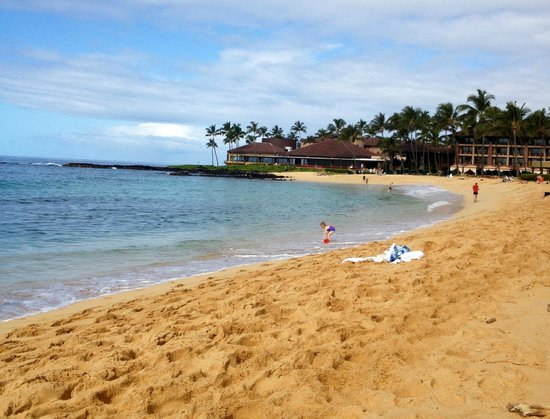 Kiahuna Plantation Resort: Beach