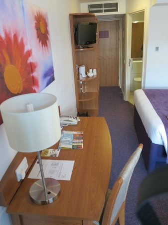 Premier Inn Edinburgh City Centre (Princes Street) Hotel: Chambre/Suite
