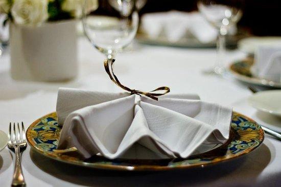 Restaurante Amalia: Cuidamos el detalle.
