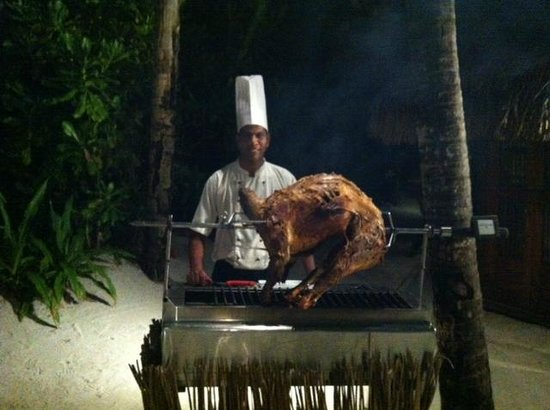 One&Only Reethi Rah : Buffet