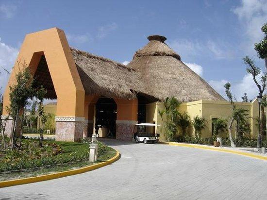 Iberostar Cozumel: Entry-Lobby