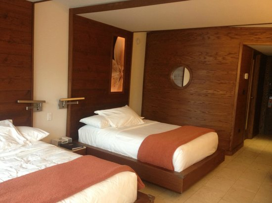 Costa d'Este Beach Resort & Spa: Double Beds