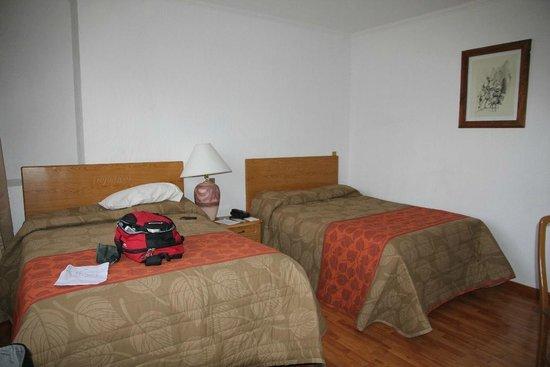 Don Miguel : Habitacion