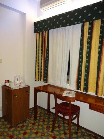 Hotel Jorge V: segundo quarto