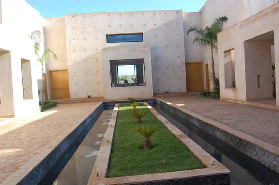 Sirayane Boutique Hotel & Spa: inside after check in