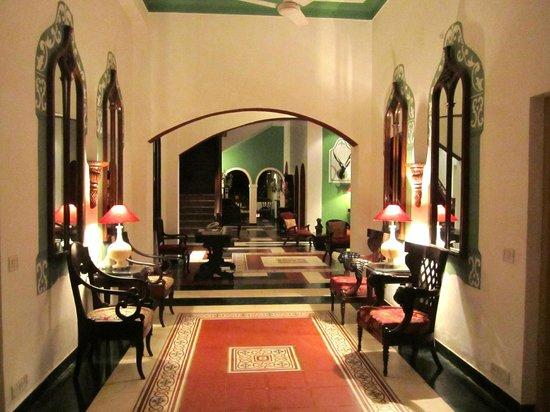 Casa Anjuna: Innenbereich des Haupthauses
