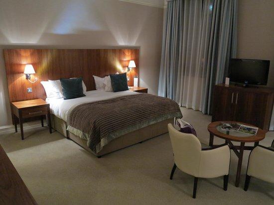 The Grand Hotel & Spa: chambre