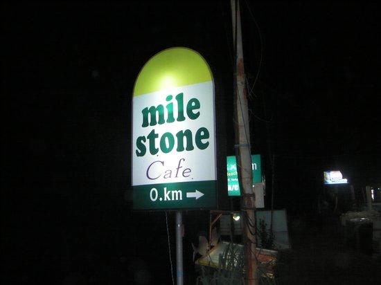Milestone: chester uk