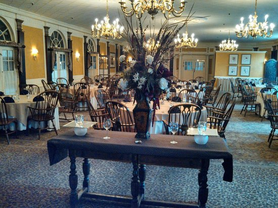 Mid Pines Inn and Golf Club: Dining Room