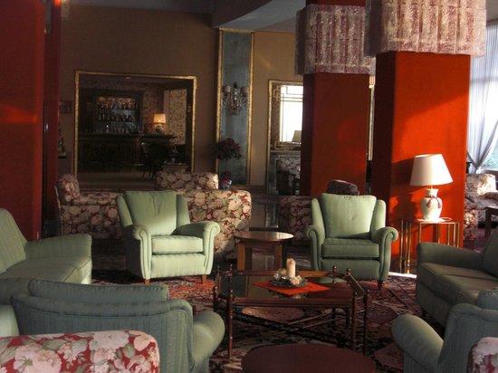 International Hotel Bertha: hall