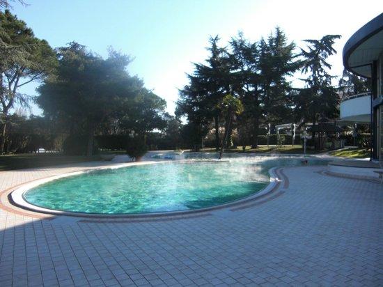 International Hotel Bertha: piscina