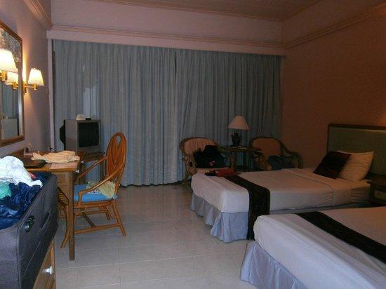 โรงแรมปาร์ค: chambre