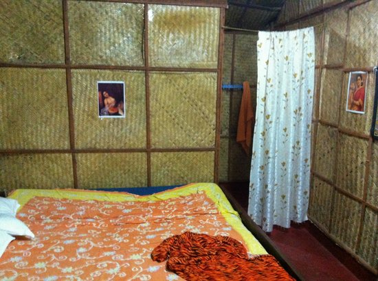 Bamboo Village: Room (Bamboo hut)