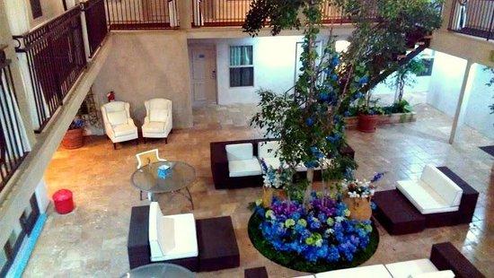لوس أنجلوس سكاي هوتل: from our balcony