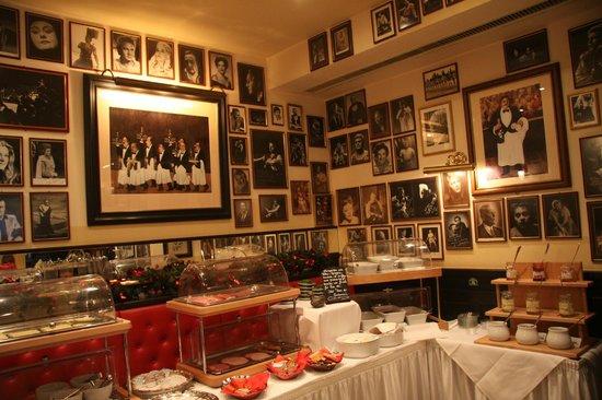 Hotel Bayerischer Hof: Restauracja w hotelu