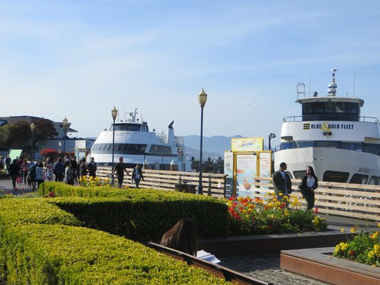 "BEST WESTERN PLUS The Tuscan: A short walk from the Tuscan Inn is Fisherman""s Wharf"