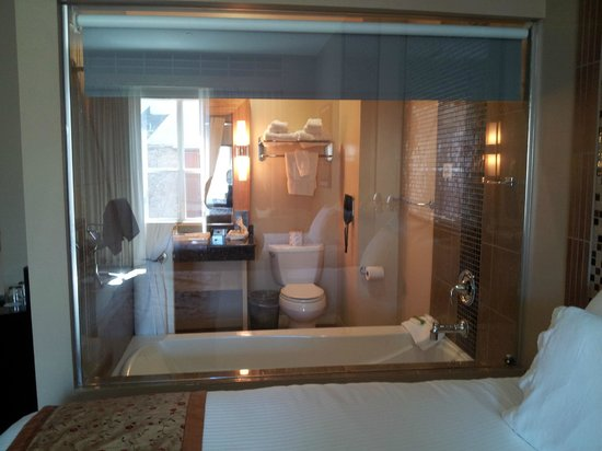 Casulo Hotel: Shower