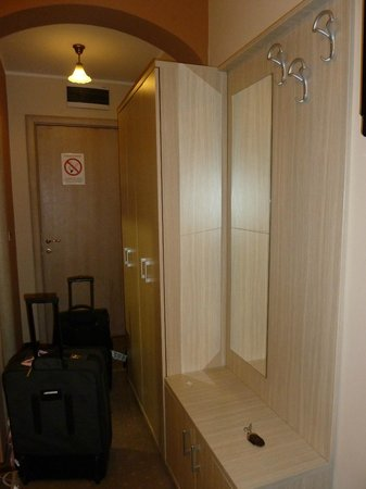 Belgrade City Hotel: Room 1