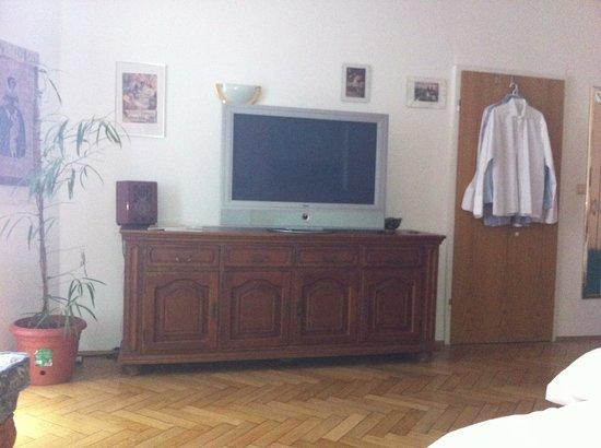 Hotel Am Friedrichsbad mit Prager Stuben: Das Zimmer