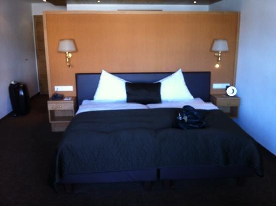 Saalbacher Hof: deluxe room