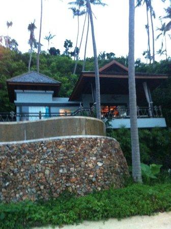 Four Seasons Resort Koh Samui Thailand: villa plage