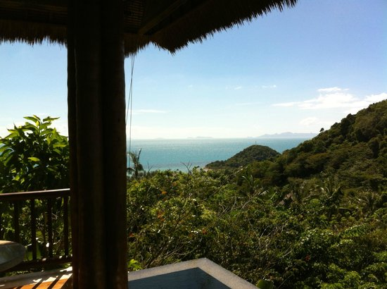 Four Seasons Resort Koh Samui Thailand: vue du bar