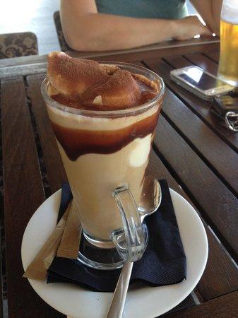 Zilzie, أستراليا: Iced Coffee