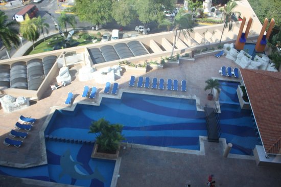 Hyatt Regency Merida: piscina