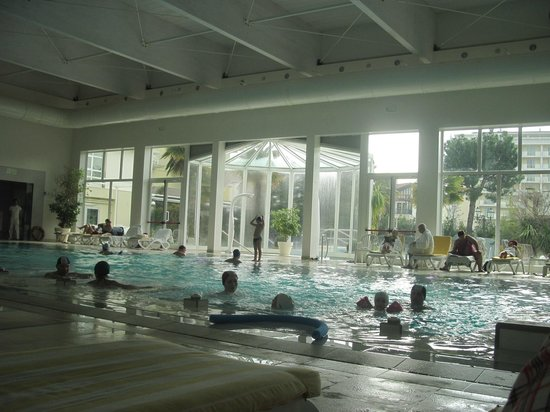 Hotel Universal Terme : piscina interna